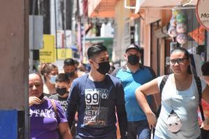 Las autoridades emiten alertas, ciudadanos de Monclova no cumplen medidas preventivas