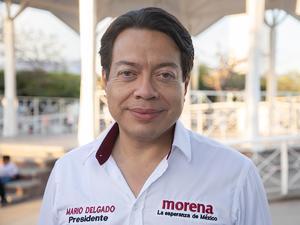 Mario Delgado: 'Recuperación económica acelerada, gracias al trabajo de la 4T'