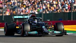 Clasificación del Gran Premio de Gran Bretaña