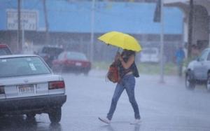 Pronostican fuertes lluvias para Coahuila por frente frío