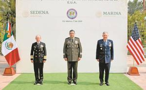 La Marina de México y EU pactan plan para fortalecer la seguridad en la entidad