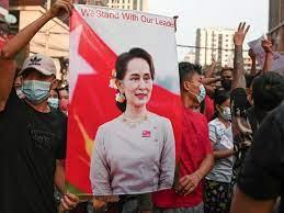 La oposición birmana pide asistencia a la ONU ante la crisis de la covid-19