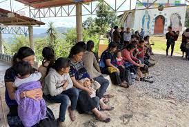 Indígenas respaldan a nuevo grupo civil armado en estado mexicano de Chiapas