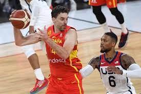 83-76. Estados Unidos acaba preparación con triunfo claro frente a España