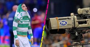 Santos ya no será transmitido por Fox Sports