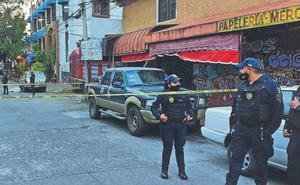 Detienen a 10 por balacera que dejó un muerto en Coyoacán