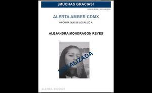 Joven desaparecida en la colonia Morelos es encontrada
