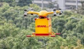 DHL usará drones de larga distancia para hacer entregas