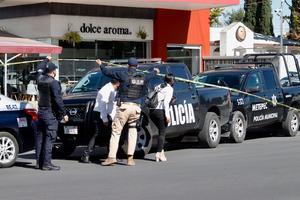 Asesino en motocicleta; mata a civil a balazos  en Edomex