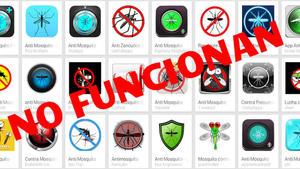 Las apps repelentes de moscos no funcionan