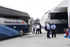 Ómnibus de México arranca operaciones en Monclova
