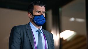 "Figo, sobre los audios : 'Florentino se excusó, caso cerrado"""