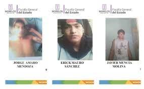 Hallan 3 cuerpos dispersos por Morelos