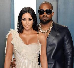 Kanye acepta divorciarse de Kim Kardashian