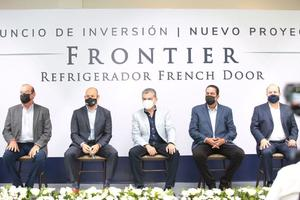 Whirlpool invierte 120 mdd en expansión en Ramos Arizpe