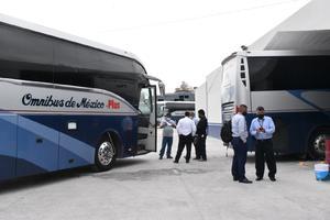 Ómnibus arranca operaciones en Monclova