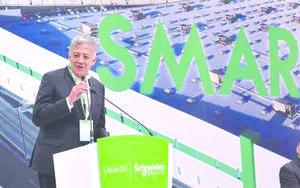 Schneider Electric: México requiere invertir en plantas eléctricas