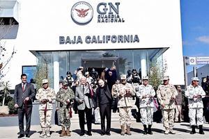 AMLO prevé incrementar número de cuarteles de GN