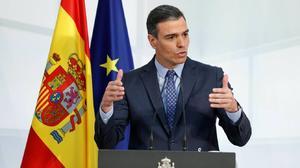 Sánchez traslada a los principales inversores de EU el potencial de España
