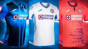 Cruz Azul presenta nuevo uniforme