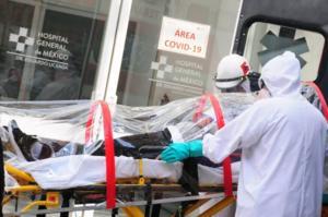 COVID-19: 237 mil 207 las defunciones por coronavirus en México