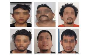 Secuestra a familia de migrantes
