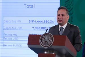 Santiago Nieto alista denuncia por espionaje a objetivos 'Maléficos'