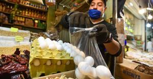 Las principales ciudades de México reportan aumento en cárnicos y leche