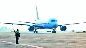 Más de 165 vuelos fueron afectados en el AICM por fallas en red de comunicación