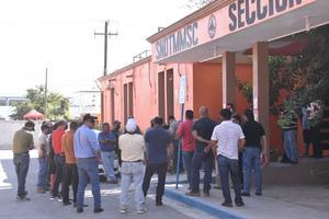 71 obreros regresan a AHMSA tras resguardo sanitario