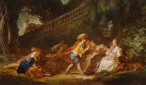 Museo francés Fabre de Montpellier adquiere dos pinturas de 'Fragonard'