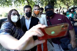 INE avala multa a Samuel García y Movimiento Ciudadano por aportaciones indebidas de Mariana Rodríguez