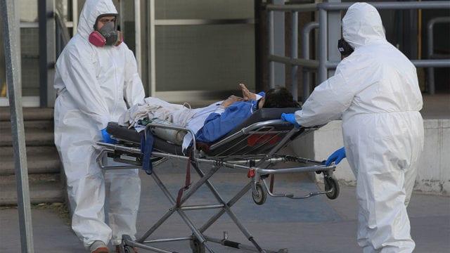 COVID-19: 238 mil 316 las defunciones por coronavirus en México