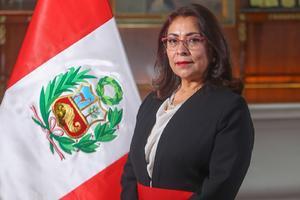 'Me preocupa un Gobierno tan masculino', dice la ex primera ministra de Perú