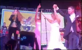 Belinda ameniza boda del hijo de alcaldesa electa de Piedras Negras