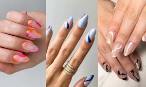 Los diseños de uñas en tendencia para el próximo otoño