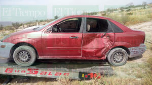 Autoridades del Estado aseguran automóvil que atropelló a un peatón en Monclova