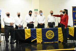 Club Rotario tiene nueva  representante distrital
