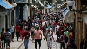 Los casos de COVID-19 en Cuba bajan por segundo día consecutivo