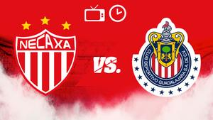 Liga Mx: Chivas vence de último minuto al Necaxa 2-1
