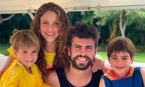 Los hijos de Shakira pueden  decidir entre la música y el futbol