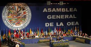 México insiste en adiós de la OEA