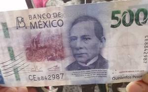 La CANACO exhorta a tomar  precauciones por billetes falsos en Monclova