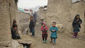 Un millón de niños en riesgo de grave desnutrición en Afganistán