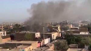 Fuerte explosión cerca del aeropuerto de Kabul
