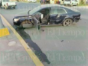 Ex paramédico de Monclova sufre accidente
