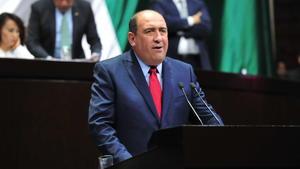 El PRI con Rubén Moreira presidirá la Jucopo de la Cámara de Diputados el primer año