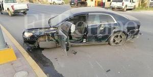 Exparamédico sufre accidente en Monclova