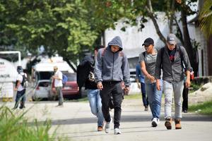 11 mil migrantes son  deportados al mes a PN