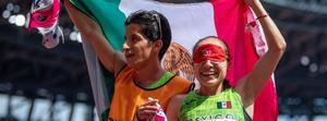 Mónica Rodríguez oro para México
